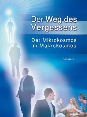cover image of Der Weg des Vergessens