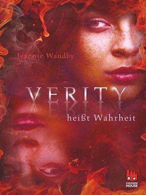cover image of Verity heißt Wahrheit