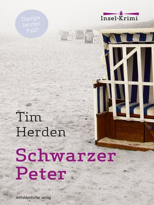 cover image of Schwarzer Peter