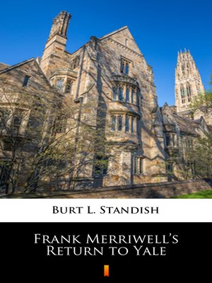 cover image of Frank Merriwell's Return to Yale