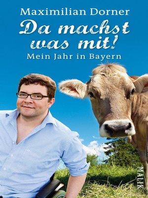 cover image of Da machst was mit !
