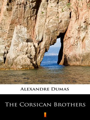 cover image of The Corsican Brothers