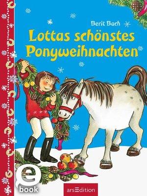 cover image of Weihnachten im Ponystall