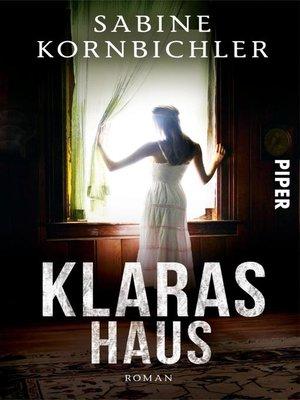 cover image of Klaras Haus