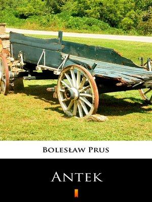 cover image of Antek
