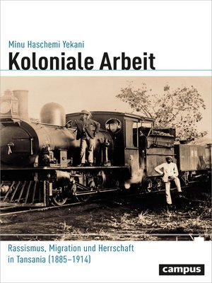 cover image of Koloniale Arbeit