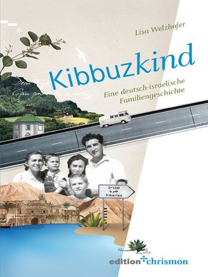 cover image of Kibbuzkind