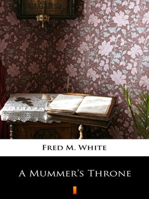 cover image of A Mummer's Throne