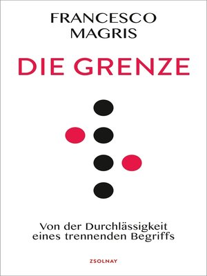 cover image of Die Grenze