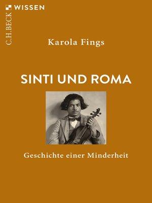 cover image of Sinti und Roma