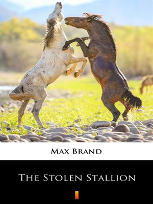 cover image of The Stolen Stallion