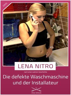 cover image of Die defekte Waschmaschine und der Installateur