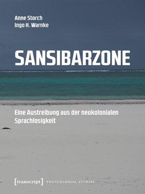 cover image of Sansibarzone