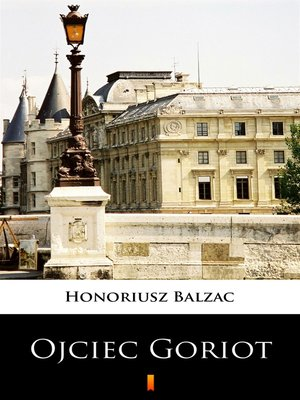 cover image of Ojciec Goriot