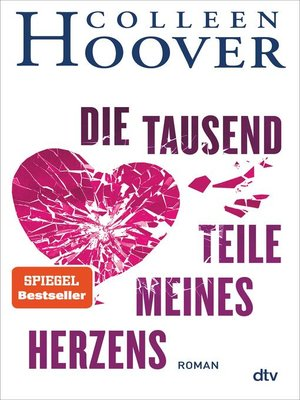 cover image of Die tausend Teile meines Herzens