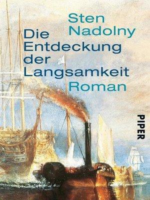 cover image of Die Entdeckung der Langsamkeit