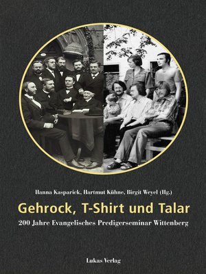 cover image of Gehrock, T-Shirt und Talar