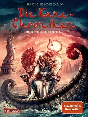 cover image of Die Kane-Chroniken 2