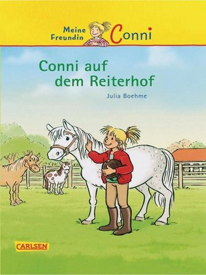 cover image of Conni-Erzählbände 1