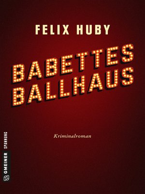 cover image of Babettes Ballhaus