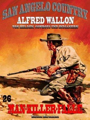 cover image of Man-Killer-Falle