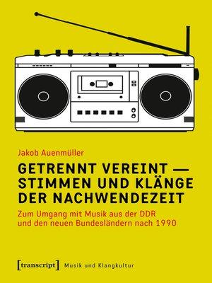 cover image of Getrennt vereint