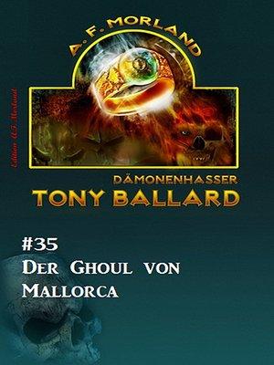 cover image of Tony Ballard #35