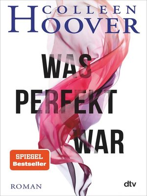 cover image of Was perfekt war