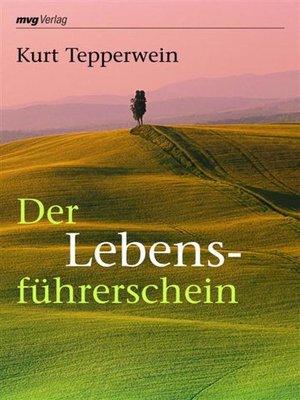 cover image of Der Lebensführerschein