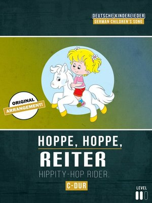 cover image of Hoppe, hoppe, Reiter