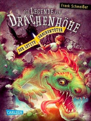 cover image of Die Legende von Drachenhöhe 3