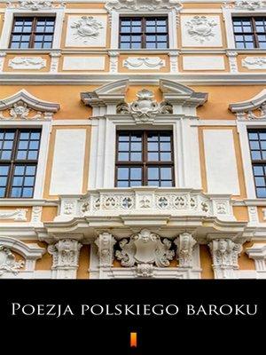 cover image of Poezja polskiego baroku