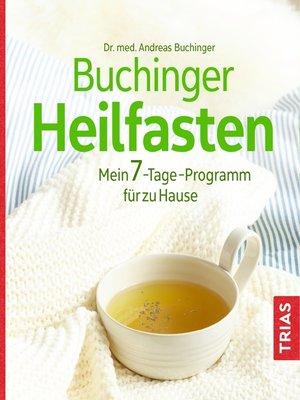 cover image of Buchinger Heilfasten