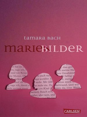 cover image of Marienbilder