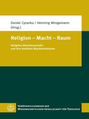 cover image of Religion – Macht – Raum