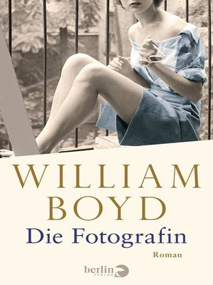 cover image of Die Fotografin
