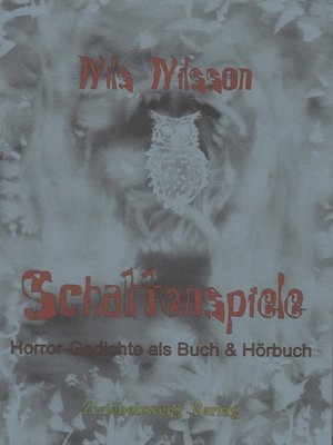 cover image of Schattenspiele