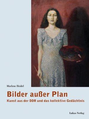 cover image of Bilder außer Plan