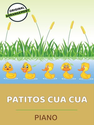 cover image of Patitos Cua Cua