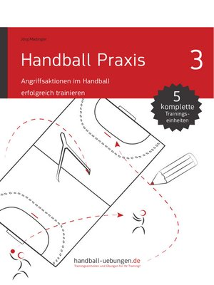 cover image of Handball Praxis 3