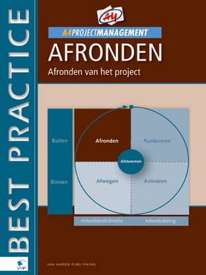 cover image of A4 Projectmanagement – Afronden