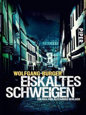 cover image of Eiskaltes Schweigen