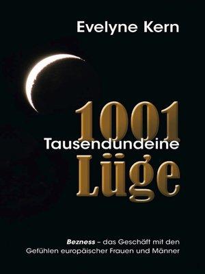 cover image of 1001 Tausendundeine Lüge