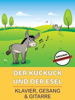 cover image of Der Kuckuck und der Esel