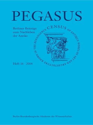 cover image of Pegasus / Pegasus 16