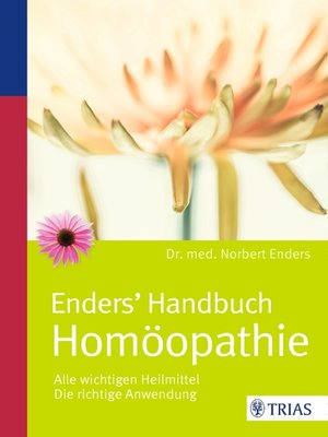 cover image of Enders' Handbuch Homöopathie