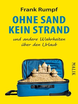 cover image of Ohne Sand kein Strand
