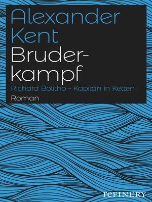 cover image of Bruderkampf