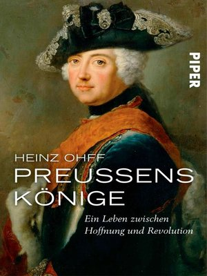 cover image of Preußens Könige