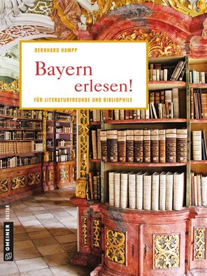 cover image of Bayern erlesen!